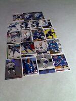 Mats Sundin:  Lot of 100 cards.....54 DIFFERENT / Hockey