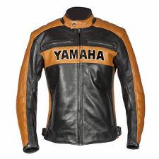 *New* Fashion Motorbike Leather Jacket Motorcycle CE Protection All sizes