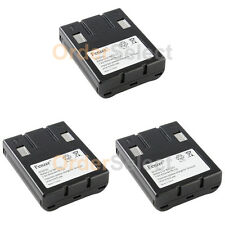 3x NEW Rechargeable Home Phone Battery for Sony BPT23 BP-T23 Uniden BT-999 BT999
