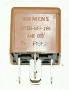 Discovery 1 Range Classic Defender Brown Siemens Relay 5pin AMR1088
