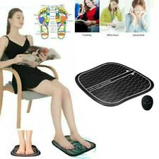 Circulation Machine Booster Foot Rest Leg Blood Massager Machine Remote Control