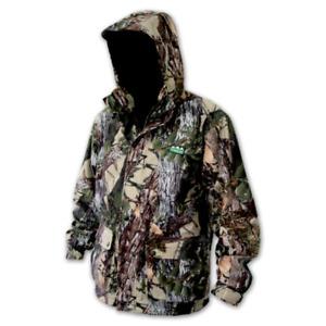 Ridgeline Mallard Jacket Buffalo Camo - S - Light and Waterproof Hunting Hiking