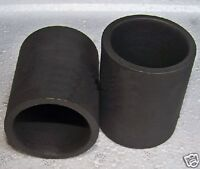 6oz Graphite Crucible Propane 99% Kiln Furnace Torch Melting Gold Silver Copper
