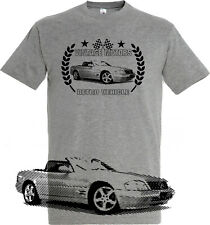 T-Shirt Mercedes Benz SL 280  T-Shirt   Fan Shirt  Retro Design