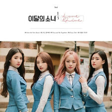 MONTHLY GIRL 1/3 LOONA-[LOVE&LIVE] 1st Mini Album CD+POSTER+Photo Book SEALED