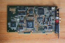 Creative SoundBlaster AWE64 Gold CT4390 ISA Soundkarte retro Gaming