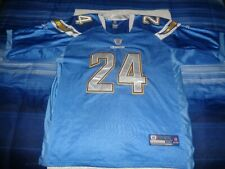 New listing Reebok Ryan Mathews San Diego Chargers NFL Jersey Mens Size M Football Authentic