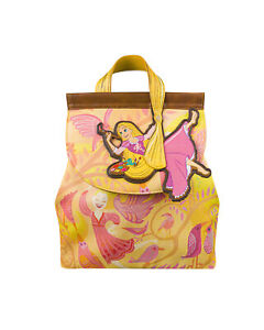 Danielle Nicole x Disney Tangled Rapunzel Painting Backpack