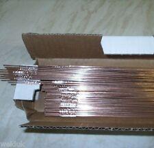 50 x 1,6 mm A15 TIG bacchette per saldatura acciaio E73
