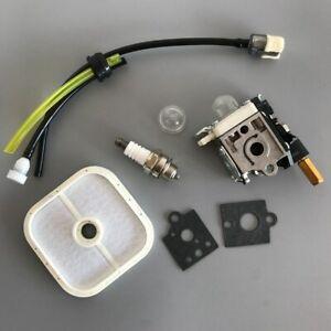 Carburetor & Air Filter FEcho SRM-266 HCA-266 PAS-266 PE-266 SHC266 Zama RB-K112