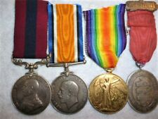 WW1 Distinguished Conduct Medal Group of (4) to Seaforth Highlanders, KIA
