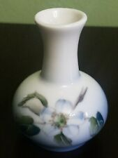Royal Copenhagen Miniature Flowered Vase Denmark #SB4