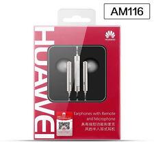Huawei AM116 Earphone 3.5mm Stereo Earbud Interface Headphones G9M0 for Huawei