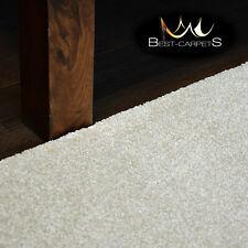 Hardwearing Soft Carpets 'DISCRETION' circle cream very thick Rug Best-carpets
