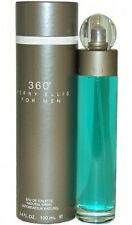 360 for Men by Perry Ellis Cologne 3.3 oz  3.4 oz 100 ml New in Box