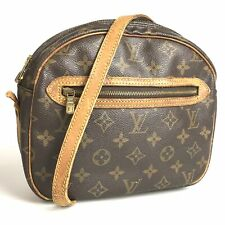Louis Vuitton Monogram Senlis shoulder bag M51222 Used 1413-10Z16