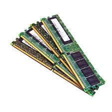 Assorted 2GB (4 x 512MB) PC2-3200 240-Pin DDR2 Desktop RAM