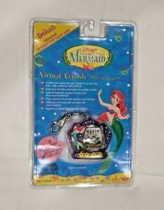 Giga Pets The Little Mermaid Virtual Friend Pet Deluxe Vintage NEW Tamagotchi