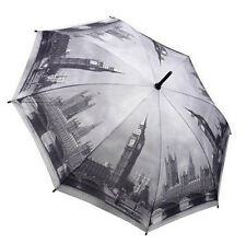 Galleria City Collection Auto Walking Umbrella - London