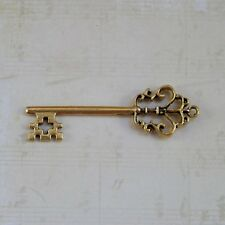 25 wedding New old look antique key vintage jewelry steampunk decoration lot 8