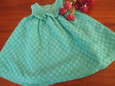 """SUMMER DRESS TO FIT 9-12 MONTH OLD INFANT - DESIGNED BY """"MAMAS AND PAPAS"""""""