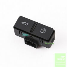 For 04-10 Audi A8 Quattro Trunk Boot Lid Fuel Flap Unlock Release Switch Button