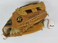 "Regent Sports Big Man Classic 13.5"" LH Baseball Glove w/ Franklin 5 oz Ball"