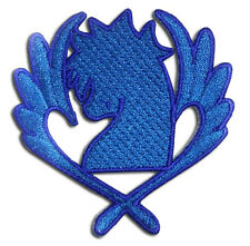 Fairy Tail Blue Pegasus Guild iron on patch brand new factory sealed