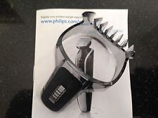 PHILIPS GENUINE QG3320 QG3332 QG3342 MULTIGROOM  1-12mm STUBBLE COMB ATTACHMENT