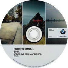BMW Navi 2017 Professional Update vor BMW 1,3,5,7,X5,6,E90 E91 1er E60 E61 DVD 2