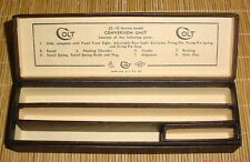 Colt 1911 .22 Conversion Kit Empty Box for Pre-War & Post War-WWII 1929-1952 Co