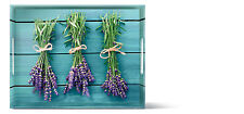 Emsa CLASSIC Tablett Serviertablett 50 x 37 Lavendel Brillante Dekore