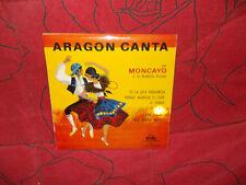 Moncayo  y la rondalla aranda - Aragon Canta - disque Typic n°  G. 338 LD