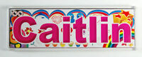 Personalised - from C to E - Door / Room Name Plaque / Tile / Magnet /Frame