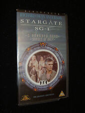 STARGATE SG1:VOL #3.9:RICHARD DEAN ANDERSON:MICHAEL SHANKS:2001:PAL VIDEO/VHS