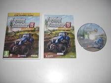 FARMING SIMULATOR 15 GOLD EDITION Pc DVD Rom  - FAST DISPATCH