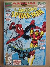 1991 MARVEL COMICS THE AMAZING SPIDER-MAN ANNUAL #25