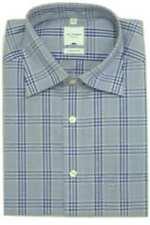 Checked Formal Shirts for Men Easy Iron Singlepack