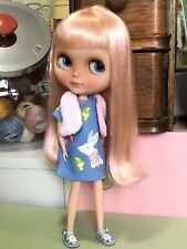 Blythe Bunny Love Outfit - A misswrenn Creation