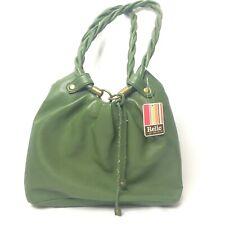 Relic Womens Handbag Green Windsr Riding Satchel Purse Faux Leather Vegan NWT