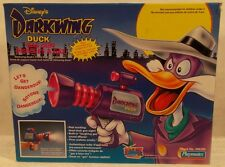 Disney's Darkwing Duck Gas Gun High-Tech Side Arm Role Play Bilingulal Box MISB