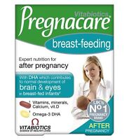 VITABIOTICS PREGNACARE BREAST-FEEDING 84 TABLETS/CAPSULES