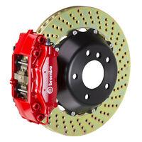 Brembo GT BBK for 08-19 Challenger w/V6 Engine | Rear 4pot 345mm 2C1.8019A0