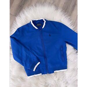 Ralph Lauren Boys Bomber Jacket Coat Age 3 2-3 Years Designer