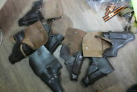 Authentic Soviet USSR Army PM Holster