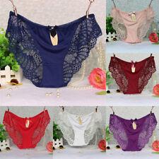 Ladies Women Underwear Lace Knickers Underpants Lingeries Briefs Panties Thongs