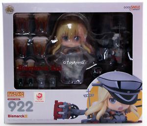 Nendoroid #922 Bismarck Kai Kantai Collection -KanColle- Authentic IN STOCK USA