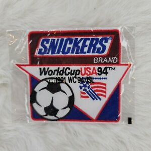 Snickers World Cup USA Soccer 1994 Patch