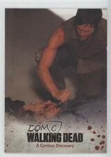 2014 Cryptozoic The Walking Dead Season 3 Part 1 30 A Curious Discovery Card 0c6
