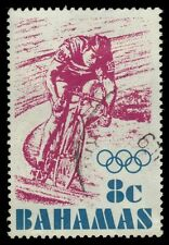 "BAHAMAS 388 (SG478) - Montreal Olympics ""Cycling"" (pa35220)"